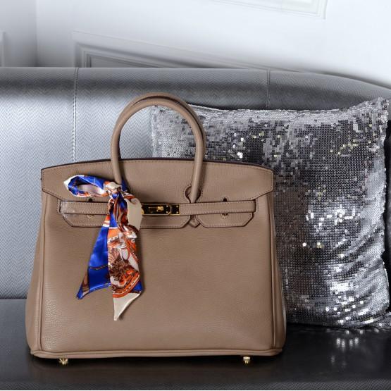 Сумки хермес    сумка  черная бежевый кожа эко 21946 Украина