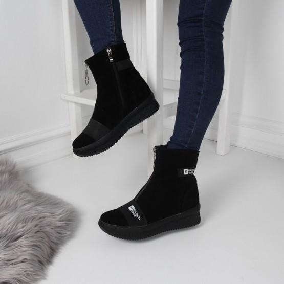 Ботиночки зимние баленсиага