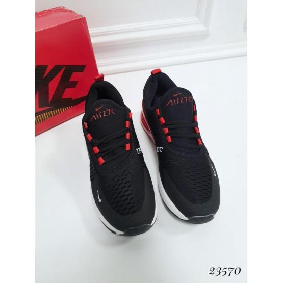 05f2828c Мужская обувь Кроссовки Nike Air Max 270 красный задник; Подошва сзади-6 см;
