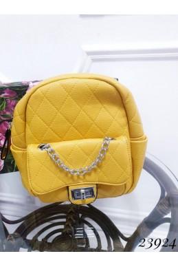 Рюкзак с декоративной цепью