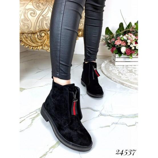 Ботинки на молнии Gucci
