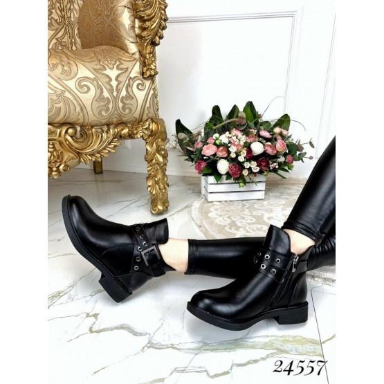 Демисезонные короткие ботинки