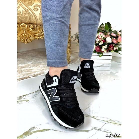 Теплые кроссовки New Balance