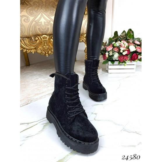 Ботинки Storm высокие на шнурках