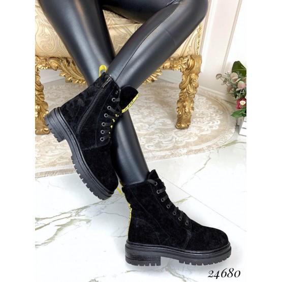 Ботинки зимние Off-white