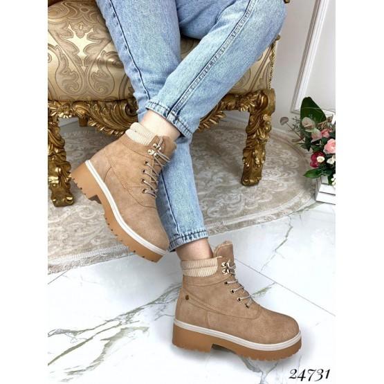 Ботинки тимберленды