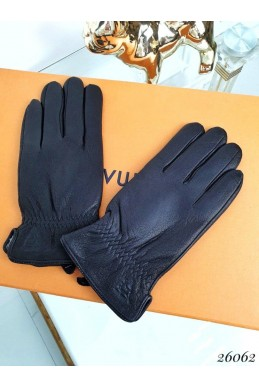 Мужские перчатки олени