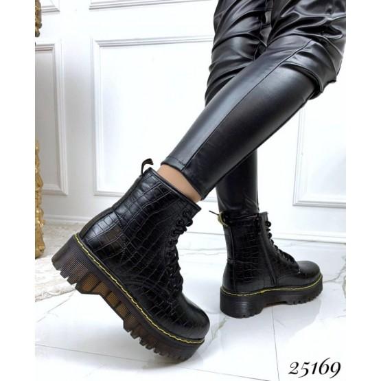 Ботинки демисезонные Dr.M@rtens питон