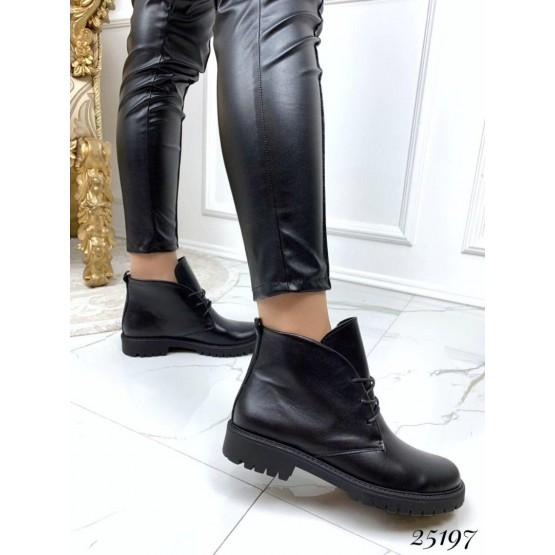 Короткие ботинки на шнурках Nina_mi