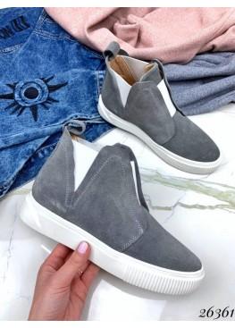 Стильные ботинки хайтопы