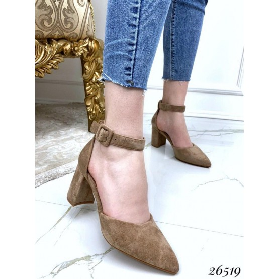 Туфли на ремешке