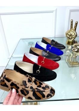 Туфли балетки в стиле Gucci