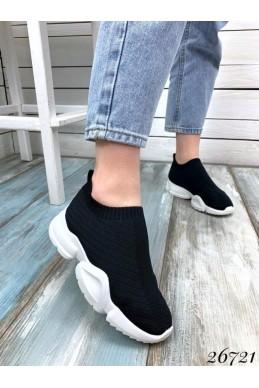 Кроссовки текстильные Off-White