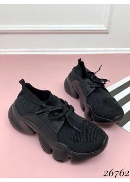 Кроссовки сеточка на шнуровке