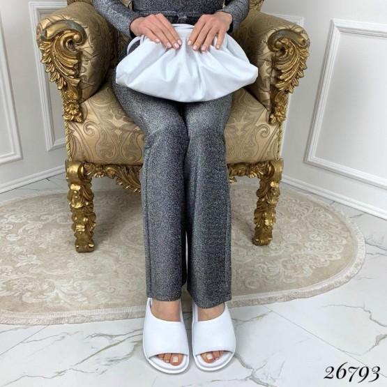 Кожаные шлепанцы  Nina_mi