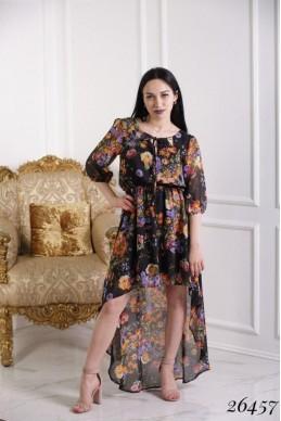 Платье летнее Цветы