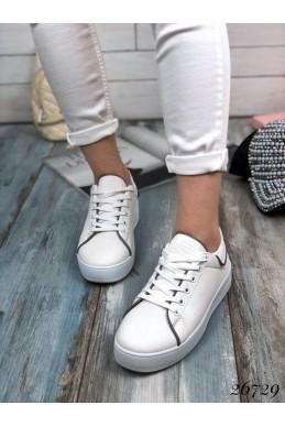 Кеды криперы на шнурках
