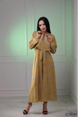Платье Любовь миди
