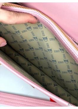 Сумка клатч PINKO Love Bag на цепочке.