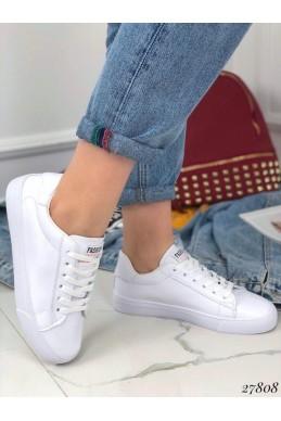 Кеды белые Fashion