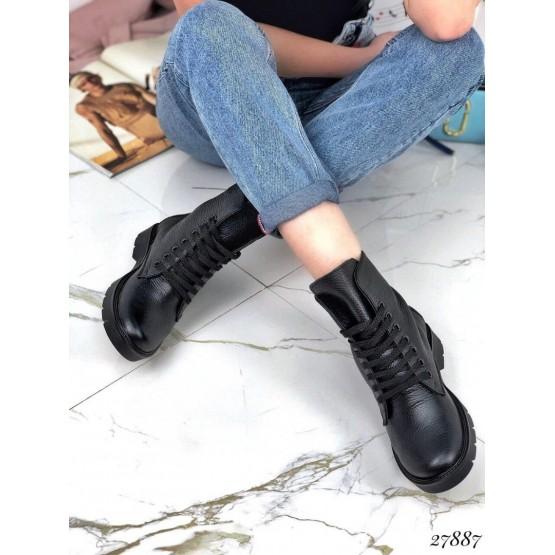 Ботинки  Astra кожа флотар