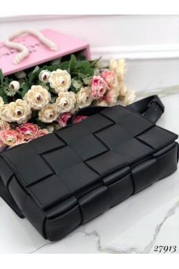 Дутая сумка на плечо Cassette