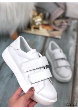 Кеды Dolce Gabbana с липучками