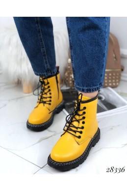 Ботинки демисезон в стиле Martens