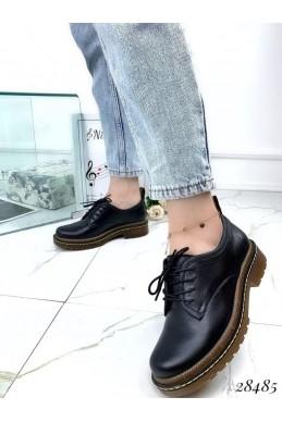 Туфли Dr. Martens натуральная кожа