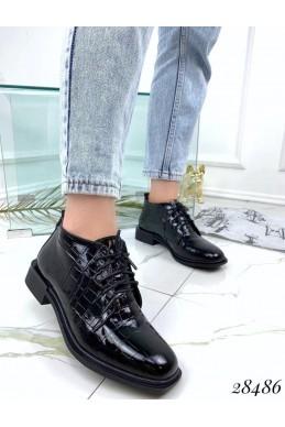 Туфли TOTO на шнуровке