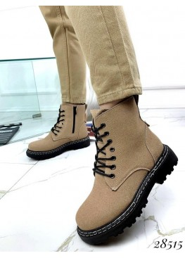 Ботинки демисезон Horoso на шнурках