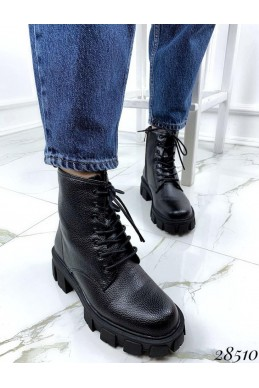 Ботинки Music флотар на  тракторной  подошве
