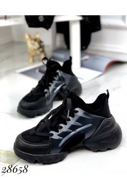 Кроссовки на флисе  Dior D-Connect