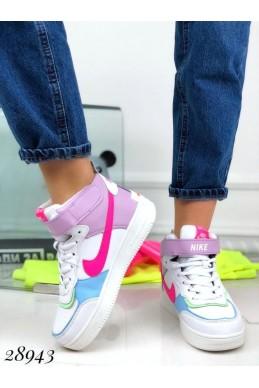 Зимние спортивные кроссовки Nike