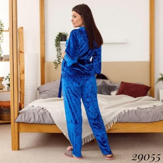 Роскошный комплект штаны и жакет для дома.