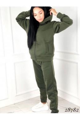 Спортивный костюм трехнитка