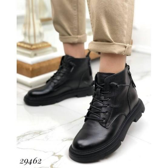 Ботинки сзади 2 рабочие молнии