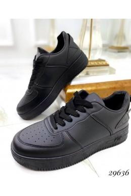 Кроссовки Air черные .
