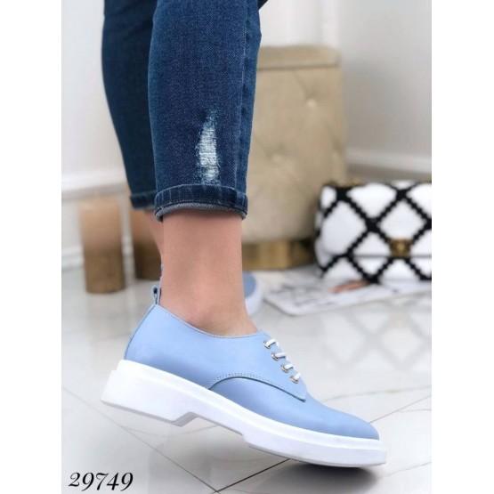 Туфли на шнурках NINA_MI