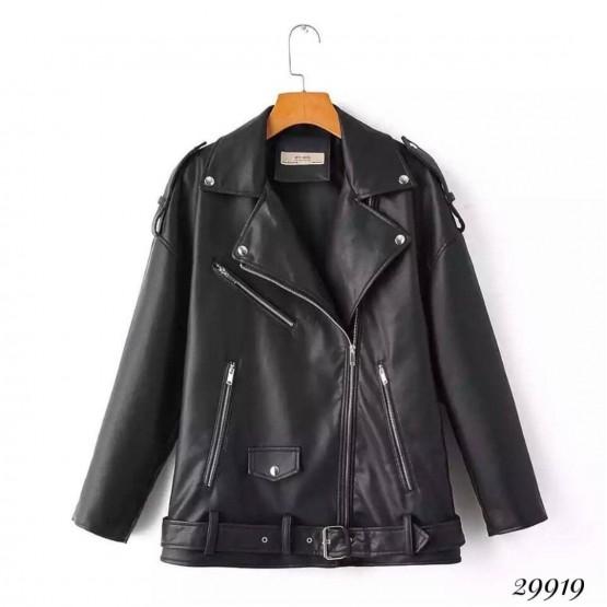 Демисезонная куртка-косуха