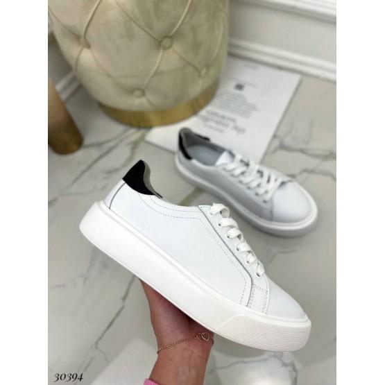 Кеды на шнурках класические  Nina_mi.