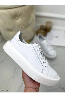 Кеды на шнурках класические