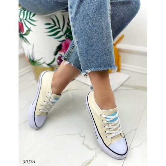 Кеды .  Материал:обувной текстиль