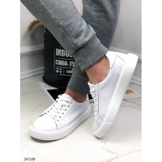 Кеды мужские на шнурках  Nina_mi