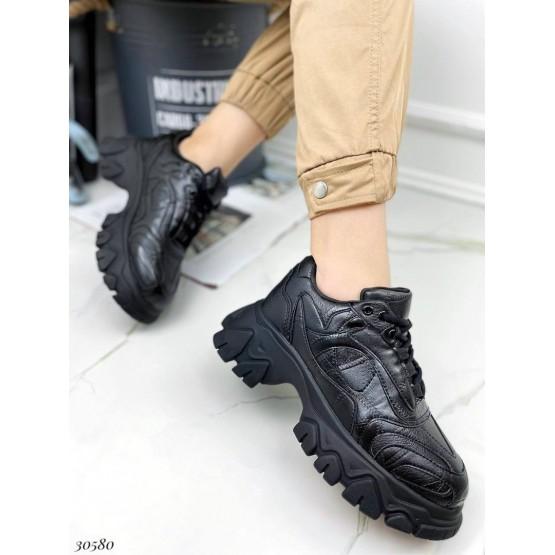 Кроссовки на обьемной подошве