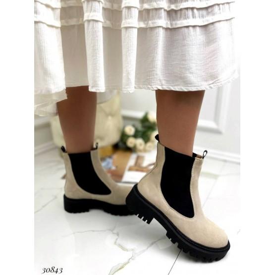 Ботинки челси Nina Mi демисезонные