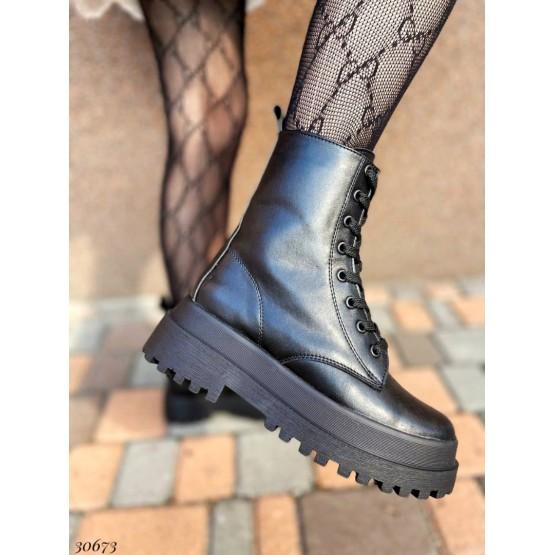Ботинки на тракторной подошве  Nina_mi