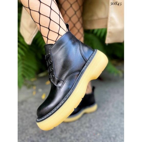 Ботинки на шнурках Nina Mi демисезонные