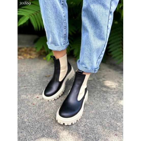 Ботинки челси Nina Mi