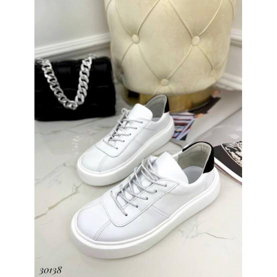 Кеды на шнурках Nina_mi